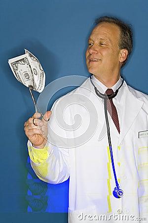 Rich Doctor