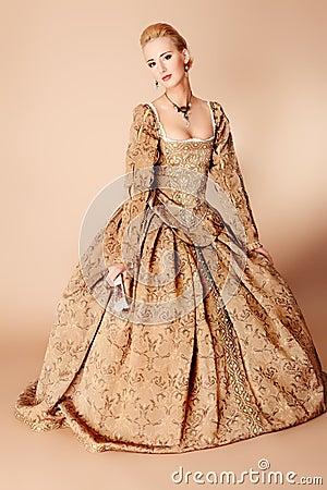 Free Rich Dress Stock Image - 13850881