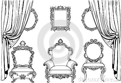 Threshold together with I0000m88s further Av mazzega likewise Simple Art Shapes moreover Rich Imperial Baroque Rococo Furniture Frames Set French Luxury Carved Ornaments Vector Victorian Exquisite Style. on italian furniture living room
