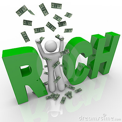 RIch - Man and Money in Word