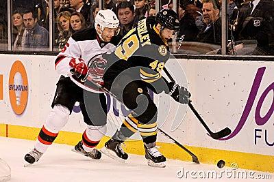 Rich Peverley Boston Bruins Editorial Stock Image
