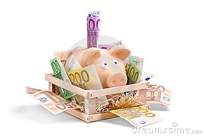 Rich Piggy Bank