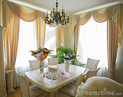 Rich room