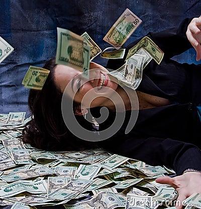 Free Rich Woman Stock Photo - 3953700