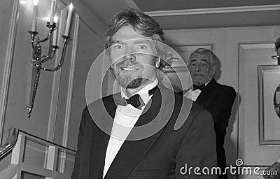 Richard Branson Editorial Stock Image