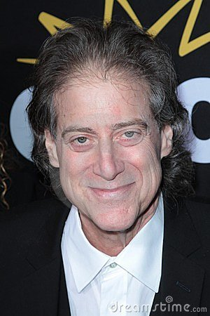 Richard Lewis Editorial Image