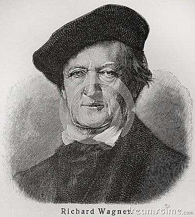 Free Richard Wagner Stock Images - 20465034
