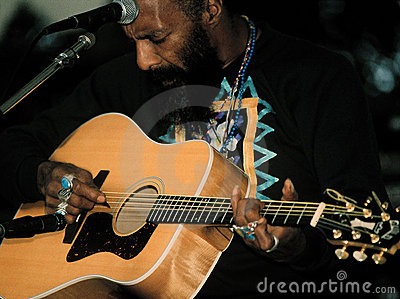 Richie Havens Editorial Image