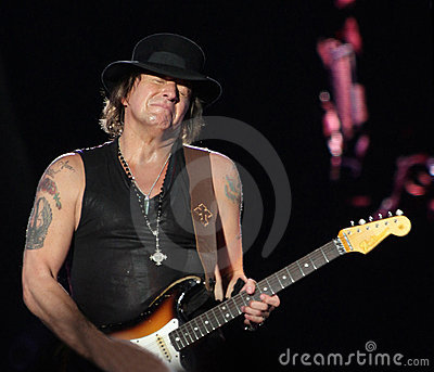 Richie Sambora Editorial Image