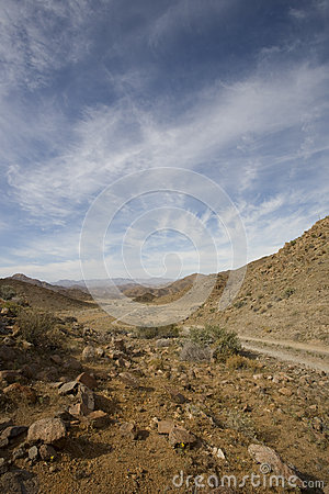 Free Richtersveld National Park, South Africa. Royalty Free Stock Photos - 25863758