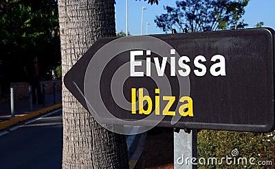 Richting: Ibiza!