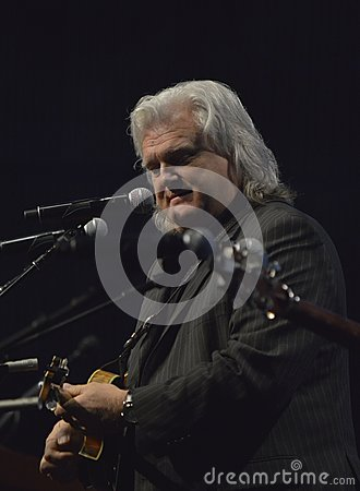Ricky Skaggs at the Country Music Hall of Fame Grand Opening Editorial Stock Photo