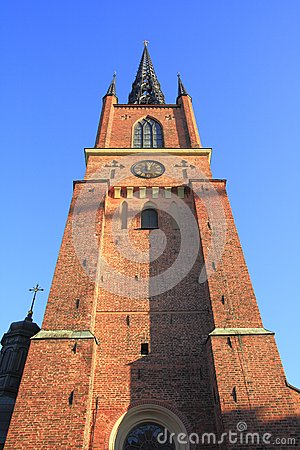The Riddarholmen Church