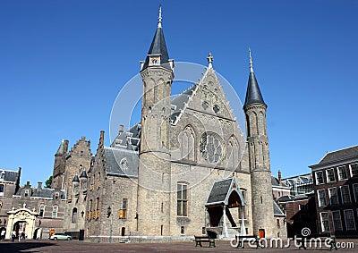 Ridderzaal, Binnenhof, Den Haag, Netherlands
