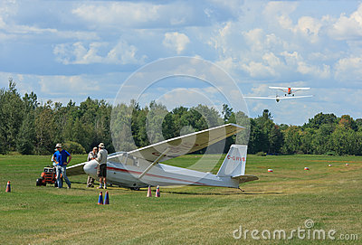 Rideau Valley Soaring Club Editorial Photography