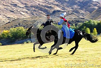 Rider Editorial Image