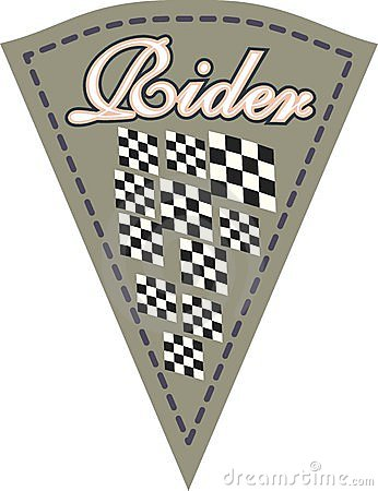 Rider patch