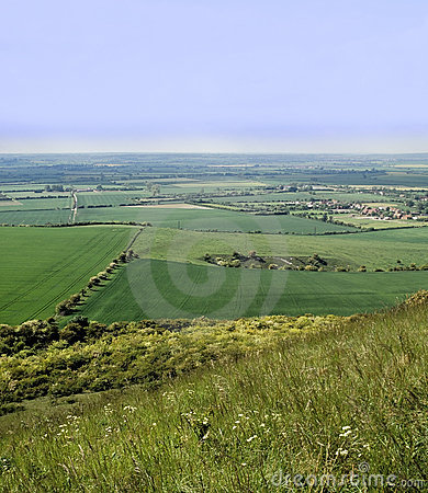 The ridgeway path