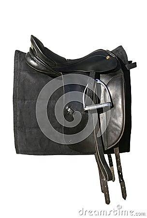 Free Riding Saddle Royalty Free Stock Photos - 7713588