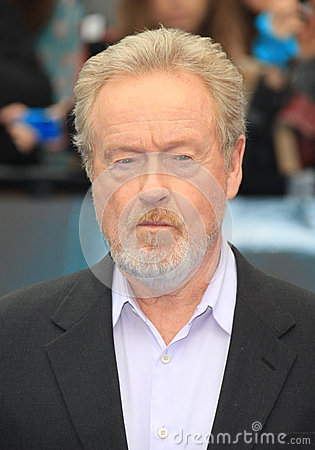 Ridley Scott Editorial Stock Photo