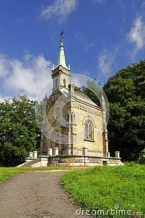 Riedel tomb