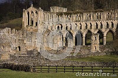 Rievaulx Abbey - Yorkshire - England
