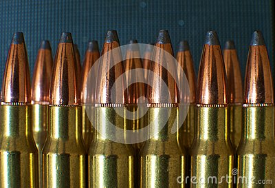 Rifle ammunition 006