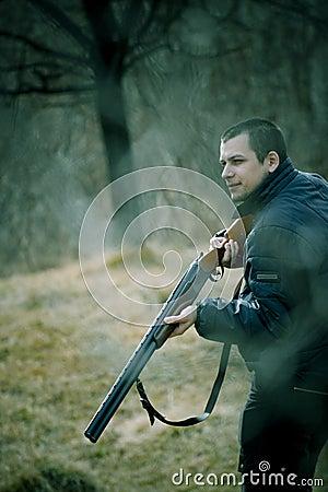 Rifle Hunter