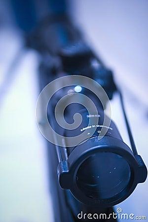 Free Rifle Scope Stock Photo - 3773870