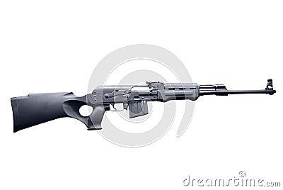 Rifle semi automático modificado de la caza de AK47