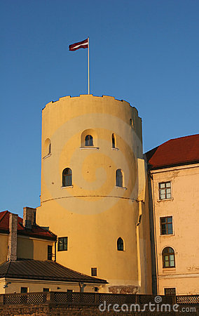 Free Riga Castle Royalty Free Stock Photos - 1924098