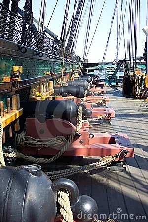 Riga del cannone