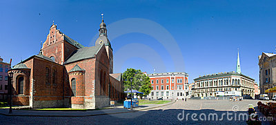 Riga Doms cathedral