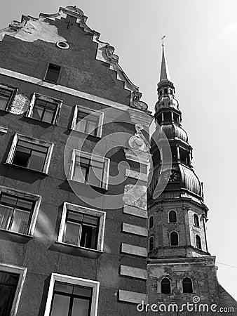 Riga, Latvia  old town