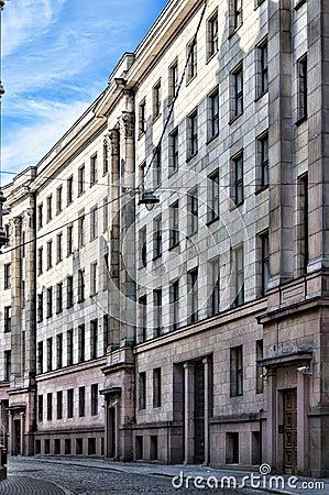 Riga Soviet Architecture 02
