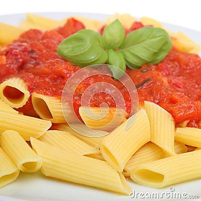Rigatoni Pasta Meal