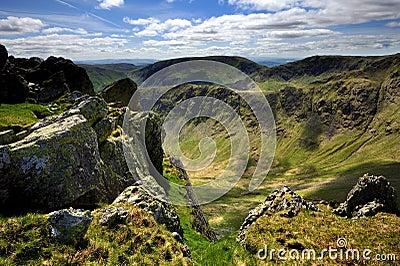 Riggindale Crag