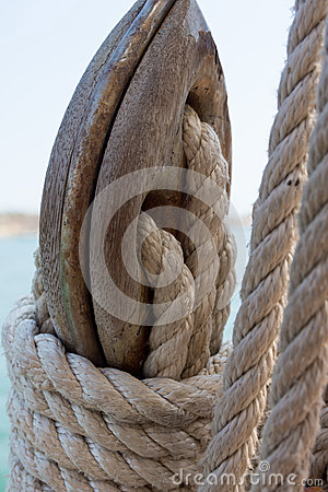 Free Rigging Stock Image - 51526681
