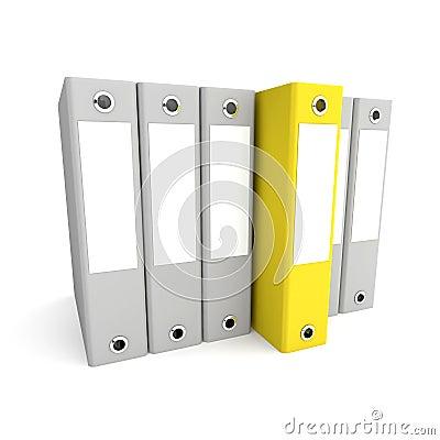 The right folder