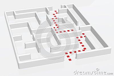 Right Way Maze