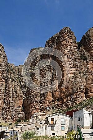 Riglos, Huesca, Spain