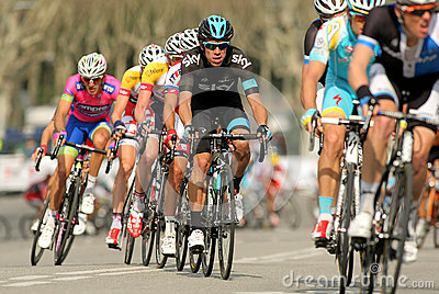 Rigoberto Uran of Sky Procycling Editorial Image
