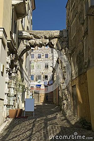 Free Rijeka, Croatia Royalty Free Stock Image - 14246336