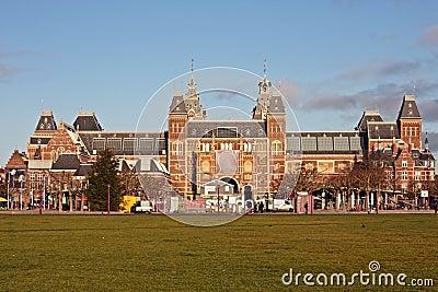 Rijksmuseum in the Netherlands