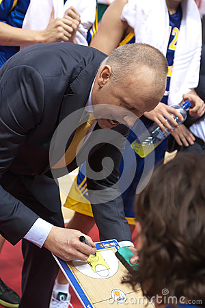 Rimas Kurtinaitis Editorial Stock Photo