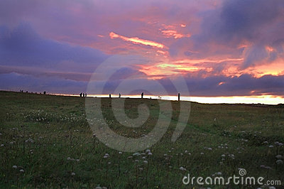 Ring of Brodgar, Orkneys, Scotland
