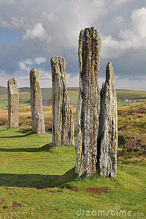 Ring of Brodgar Scotland