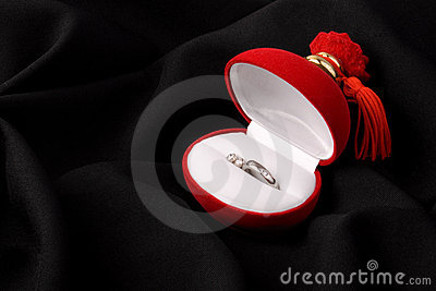 Ring And Ear Rings Stock Images - Image: 13118004