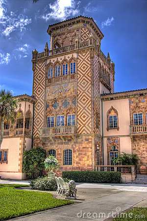 Ringling Mansion Bell Tower