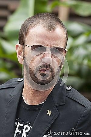 Ringo Starr Editorial Stock Image